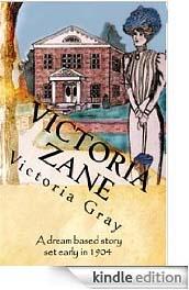 Victoria Zane -Kindle edition photo
